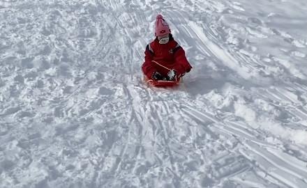 ❅雪遊び❅