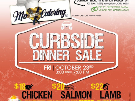 Justice4joi CurbSide dinner Sale!