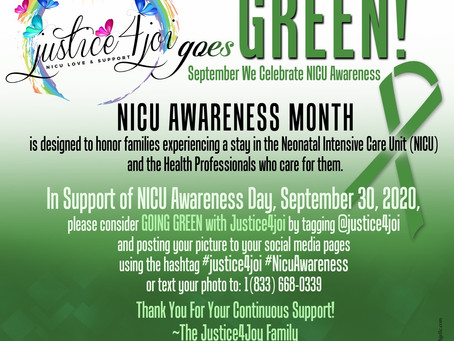 Our NICU families need your support!