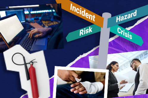 Workplace Hazard and Risk Management Training - Incident Management