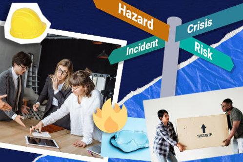 Workplace Hazard and Risk Management Training - Hazard Management