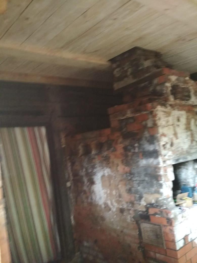 Новый потолок в кухне