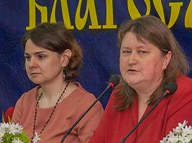 Светлана Чувакина и Татьяна Васильева