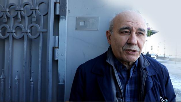 Михаил Шейкман, историк-исследователь, сотрудник фонда «Последний адрес»