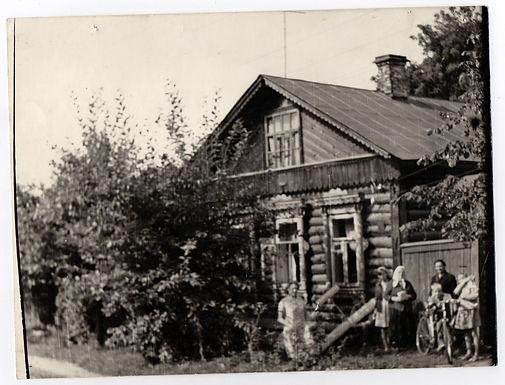 Дом в Малоярославце, 1965 г.