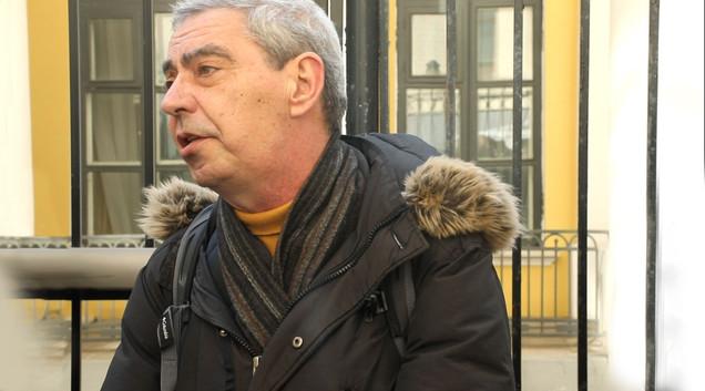 Никита Соколов, историк, сотрудник Фонда «Последний адрес»