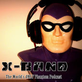 X-Band: The Phantom Podcast #44 - July 2016 News and Comics