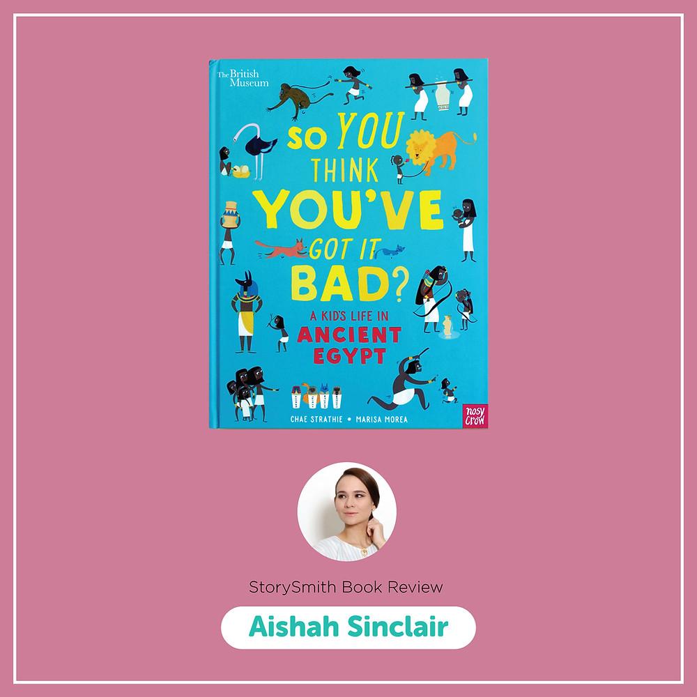 StorySmith Aishah Sinclair Book Review