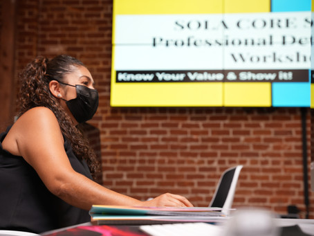South Los Angeles Residents Build Workforce Re-entry Skills at Professional Development Workshop