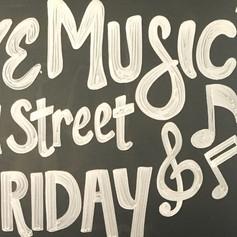 M Street Kitchen-Live Music