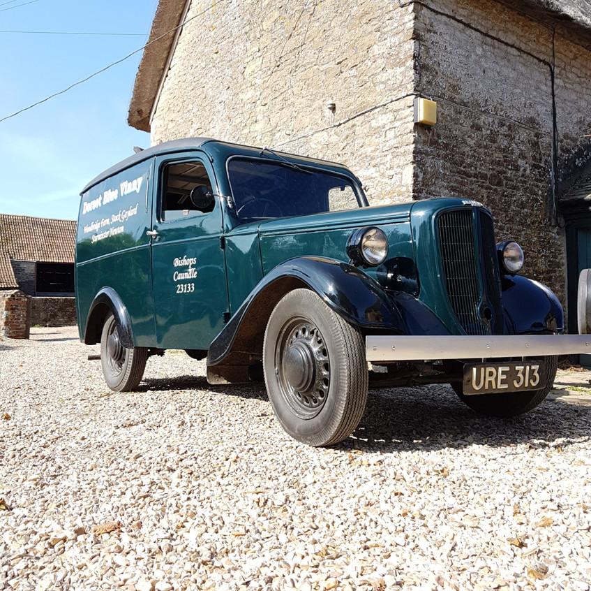 Dorset Blue Vinny Van