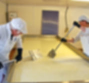 Cheesemaking- Dorset Blue Vinny