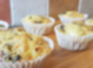 Dorset Blue Vinny Savoury Muffins