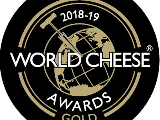 Dorset Blue Vinny Wins GOLD at the World Cheese Awards!!