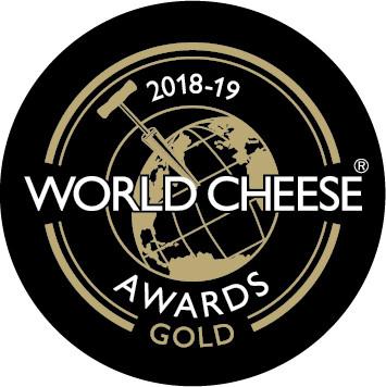 World Cheese Awards- GOLD