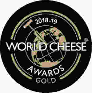 World Cheese Awards- GOLD