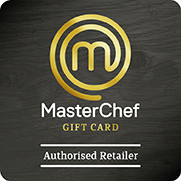 Very excited to be part of MasterChef Gift Card!