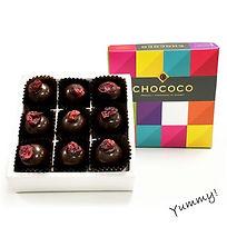 Chococo- Dorset Blue Vinny Chocolates