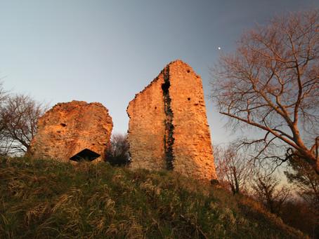 Sutton Valence Castle (Kent, South England)