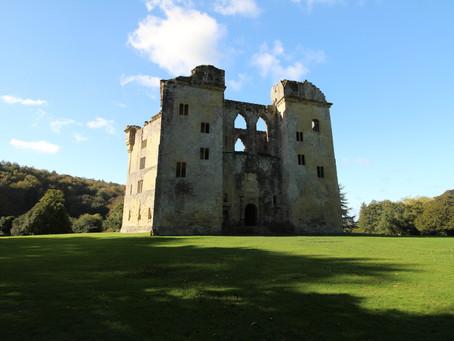 Old Wardour Castle (Wiltshire, England)
