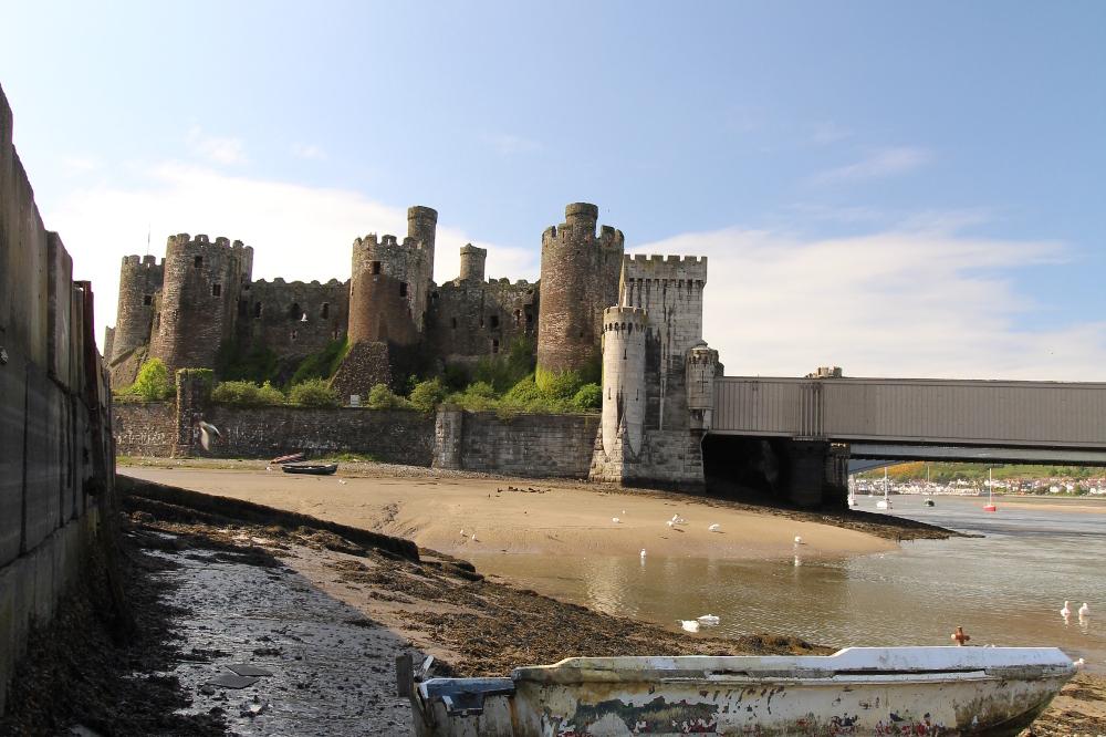 Conwy Castle North Wales