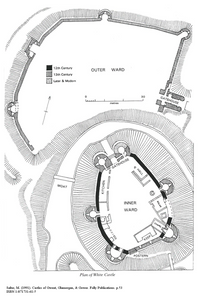 Mike Salter White Castle Plan