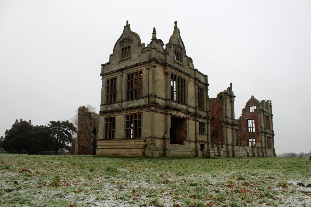 Moreton Corbet Castle (Shropshire, England)