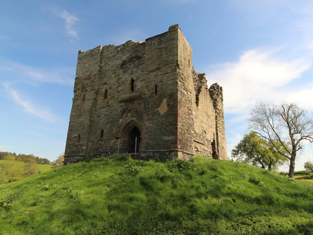Hopton Castle (Shropshire, England)