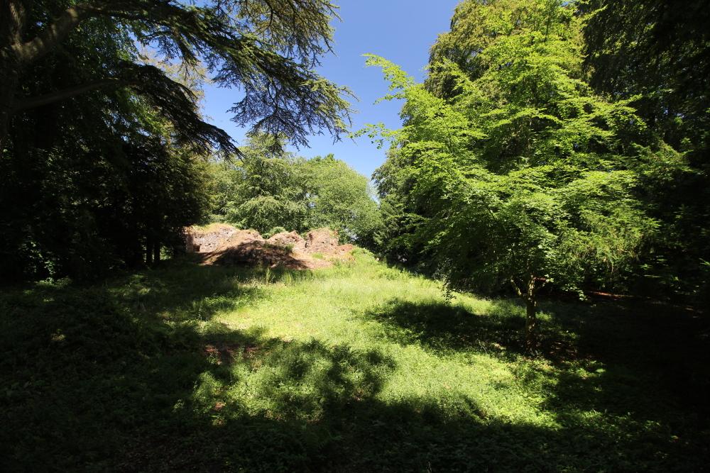 Lyonshall Castle Herefordshire