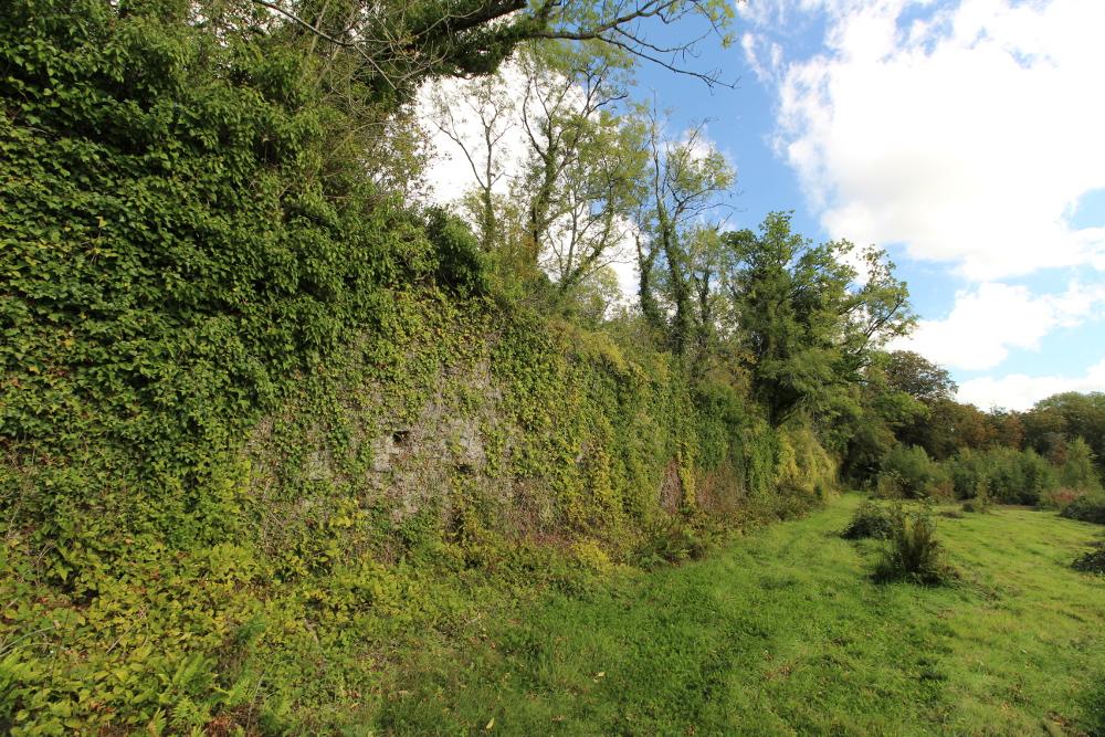 Llangybi Tregug Castle Monmouthshire