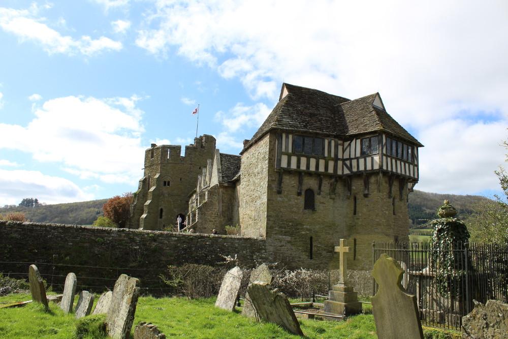 Stokesay Castle (Shropshire, England)