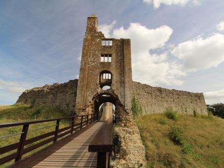 Sherborne Old Castle (Dorset, England)