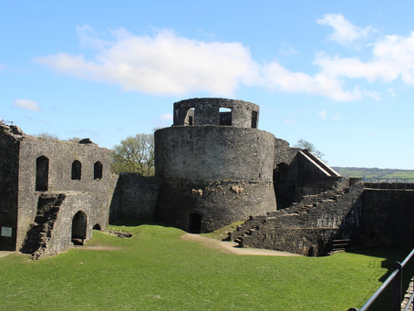 Dinefwr Castle (Carmarthenshire, Wales)