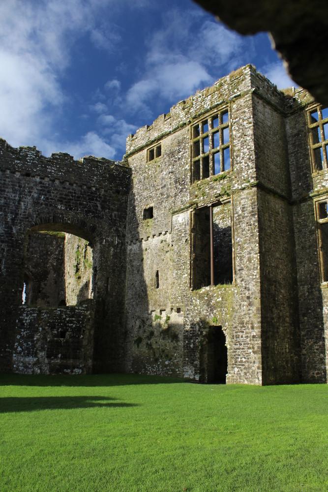 Carew Castle (Pembrokeshire, Wales)