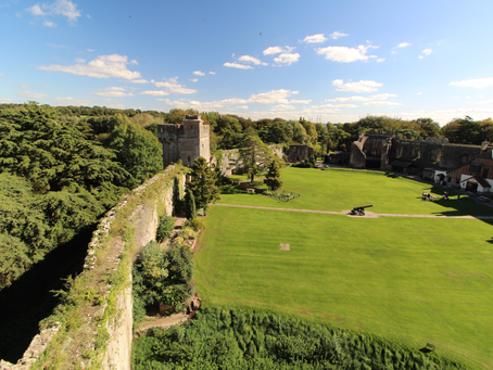 Caldicot Castle (Monmouthshire, Wales)