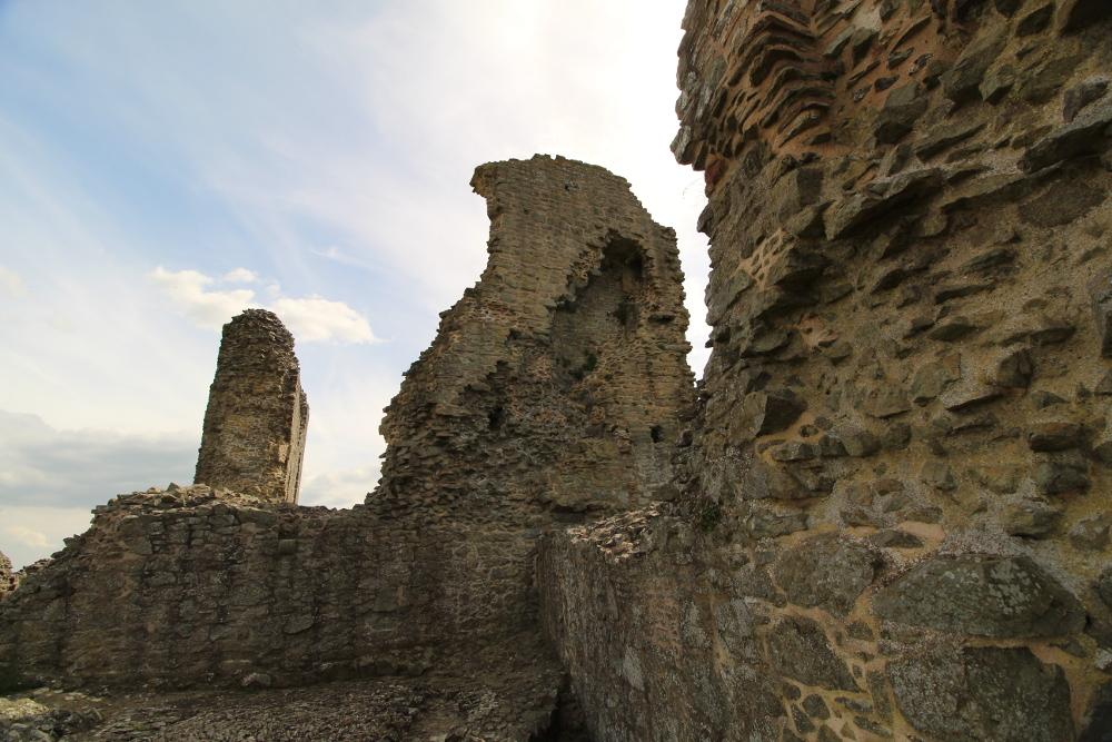 Montgomery Castle, Montgomeryshire Wales