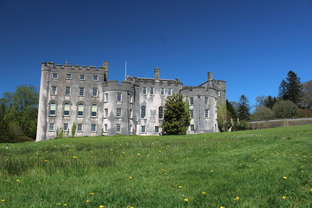Picton Castle Pembrokeshire South Wales