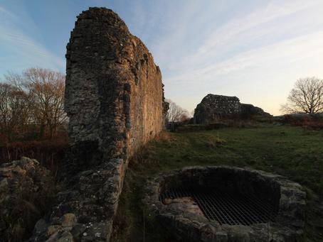 Caergwrle Castle (Flintshire, Wales)