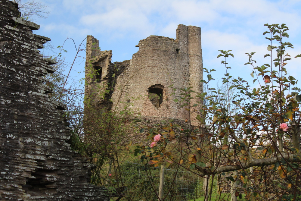 Longtown Castle (Herefordshire, England)