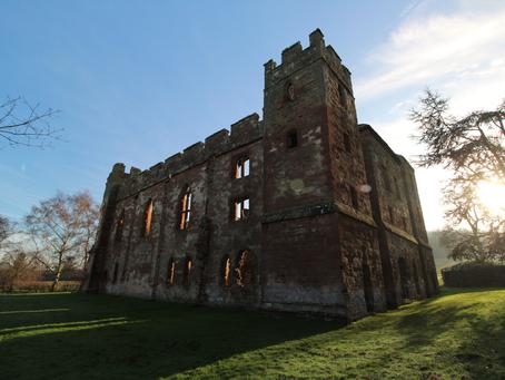 Acton Burnell Castle (Shropshire, England)