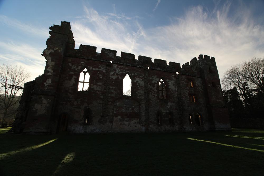 Acton Burnell Castle Shropshire England
