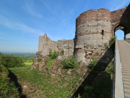 Beeston Castle (Cheshire, England)