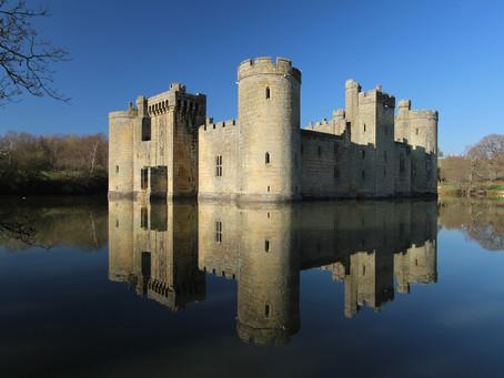 Bodiam Castle (Sussex, England)