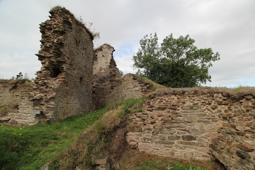 Clifford Castle Herefordshire