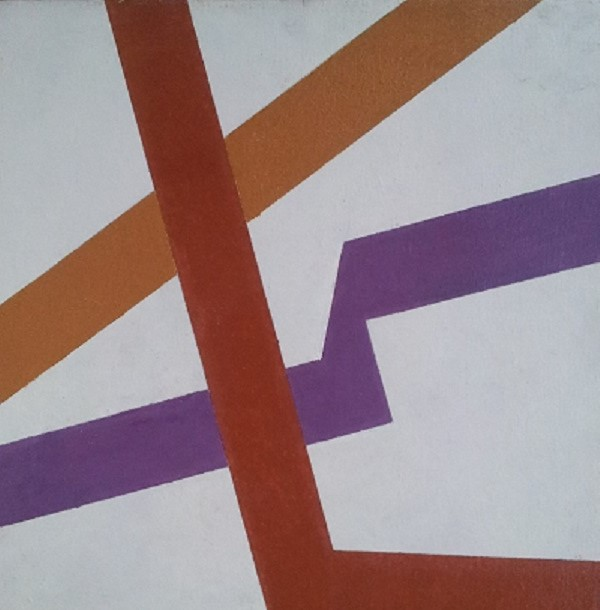 Virgil Preda - 6 - oil on canvas