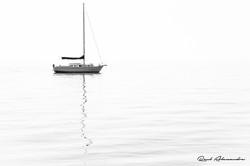 Calmaria na Baía
