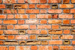 Bricks on the Wall