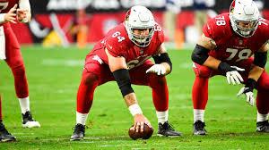 Mason Cole of the Arizona Cardinals Donates