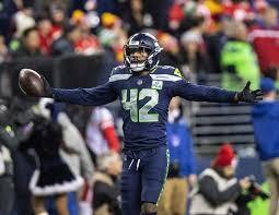Delano Hill of the Seattle Seahawks Donates