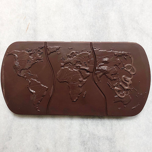 world chocolate bar - italy